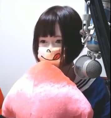 かのんちゃん(姫森ルーナ)の顔4